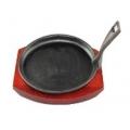 Round Sizzle Platter
